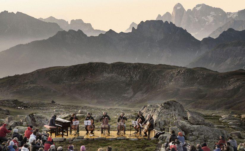 Sounds of the Dolomites: Das Beste aus Musik und Trentiner Bergwelt