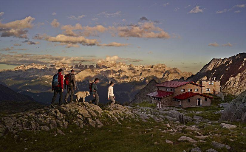 Wandern im Trentino: Gehen und Genießen